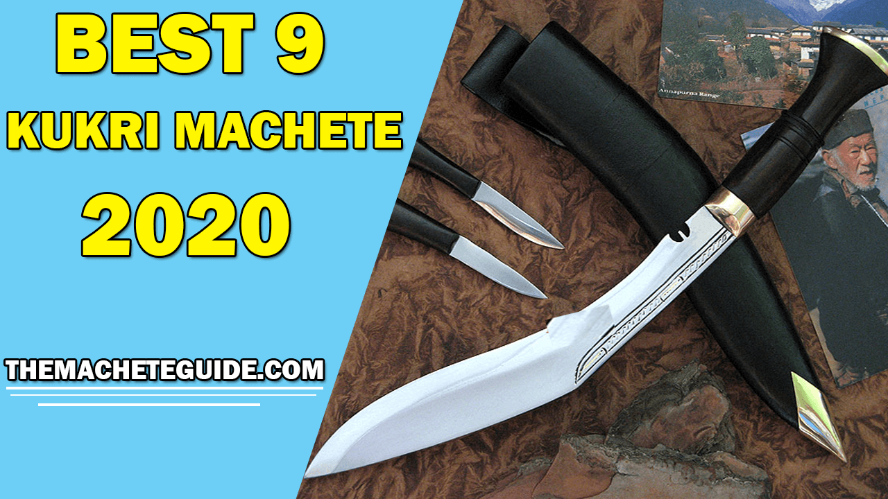 best kukri machetes