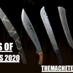 8 Types Of Machetes 2020 - Best Product Reviews & Buying Guide
