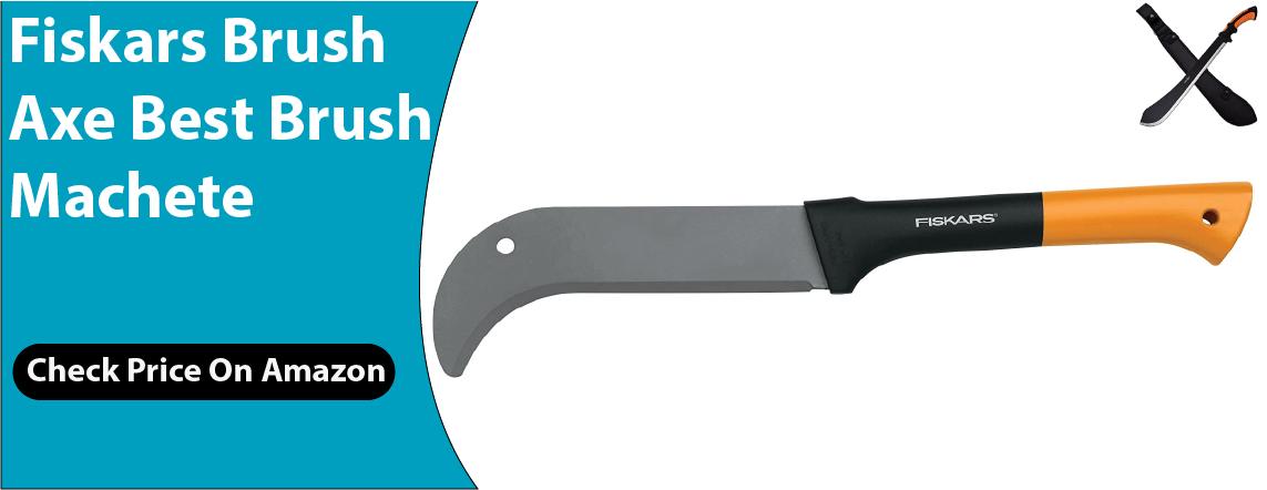 fiskars machete