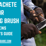 Best Machete For Clearing Brush 2020 - Reviews And Buying Guide